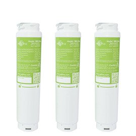 3x filtr wody do lodówek BOSCH Seltino SBH-Ultra, zam. UltraClarity 644845 | 9000 077 104 - OEM